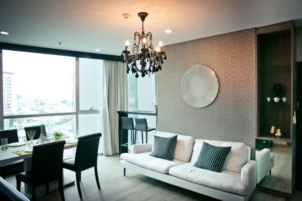 For Sale/Rent Lu Lux  Condo 100 Meters to Phra khanong BTS, W District Area
