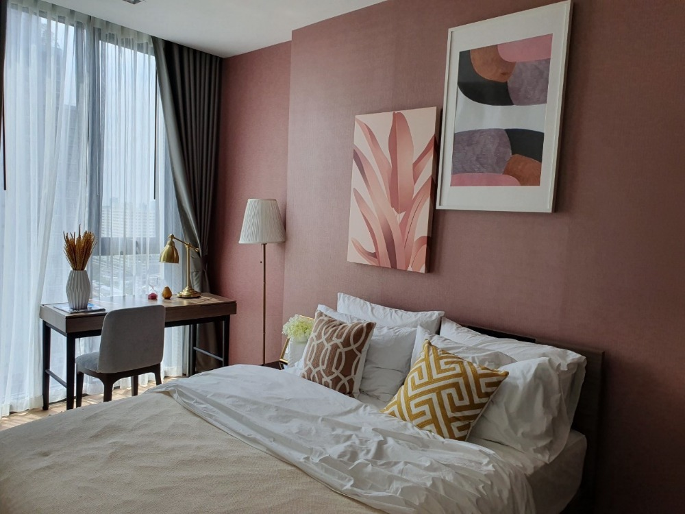 For Rent The Line Phahon – Pradipat Very Close to Chatuchak Weekend Market and Saphan Khwai BTS Modern Luxury Style, 1 Bed, 15.7K Very Good Price and Good deal***New Building