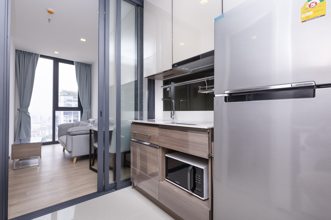 For Rent The Line Phahon – Pradipat Very Close to Chatuchak Weekend Market and Saphan Khwai BTS Modern Luxury Style, 1 Bed, 17 K Very Good Price and Good deal***New Building