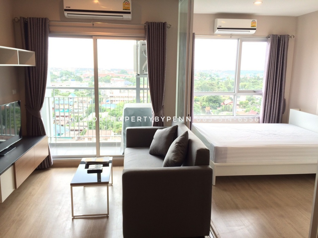 For Sale The Tempo Grand Sathorn-wutthakat High Floor, Close to BTS Wutthakat