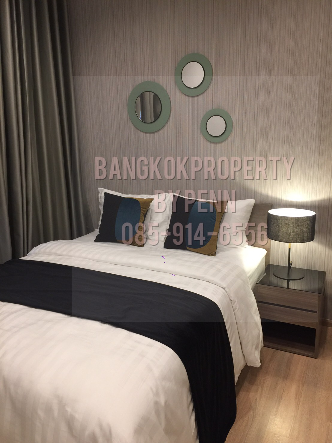 The Line Phahon – Pradipat – East View – Corner Unit 34 sqm