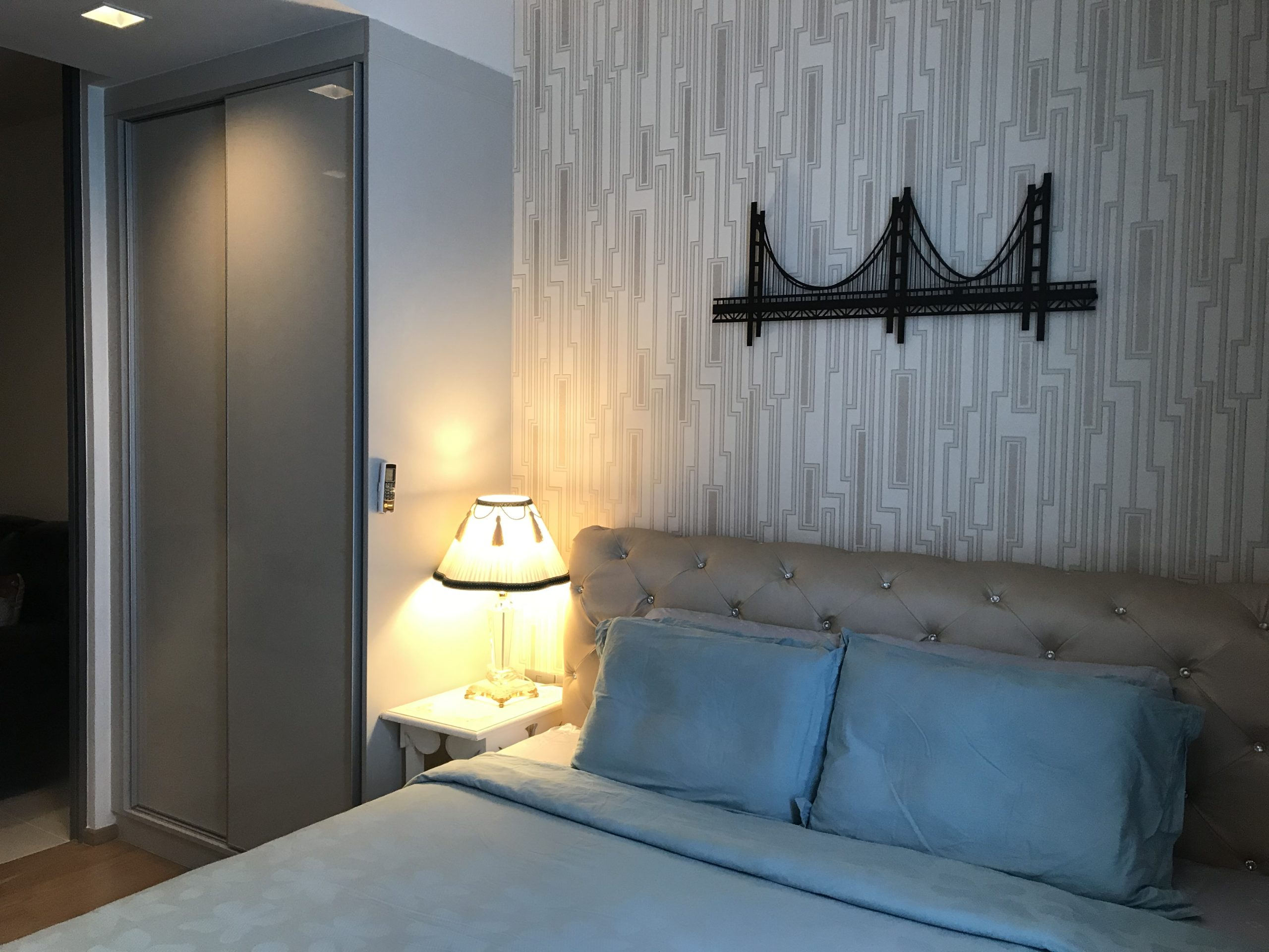 HYDE SUKHUMVIT 13 – BTS Nana 270 meters – Unit 31 Sq.m