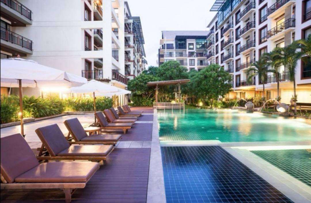 AMANTA RATCHADA – MRT Thailand Cultural Centre 50 meters – Unit 84 Sq.m