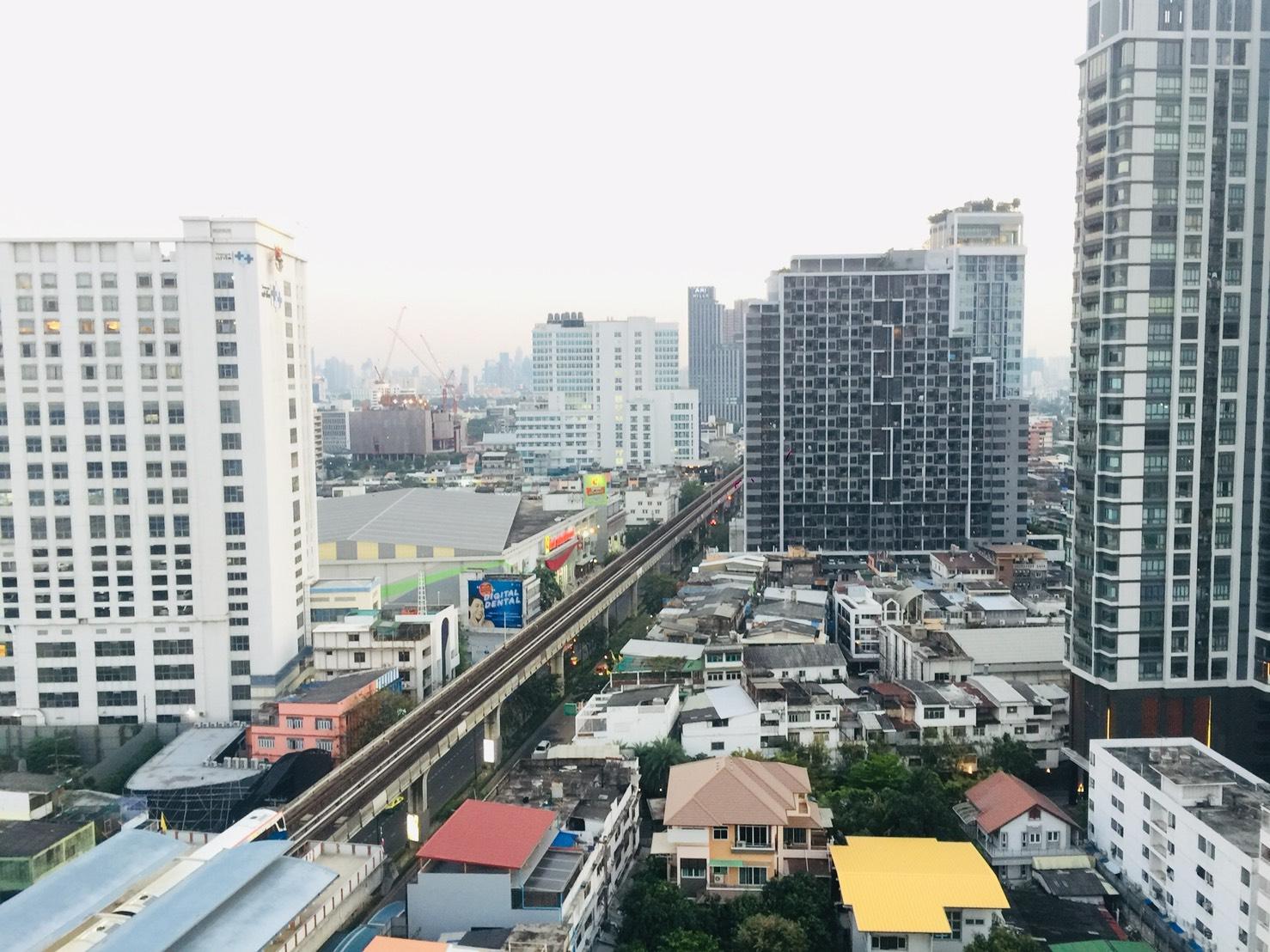 The Editor Saphan Khwai – BTS Saphan Khwai 50 meters –Unit 28.38 sqm