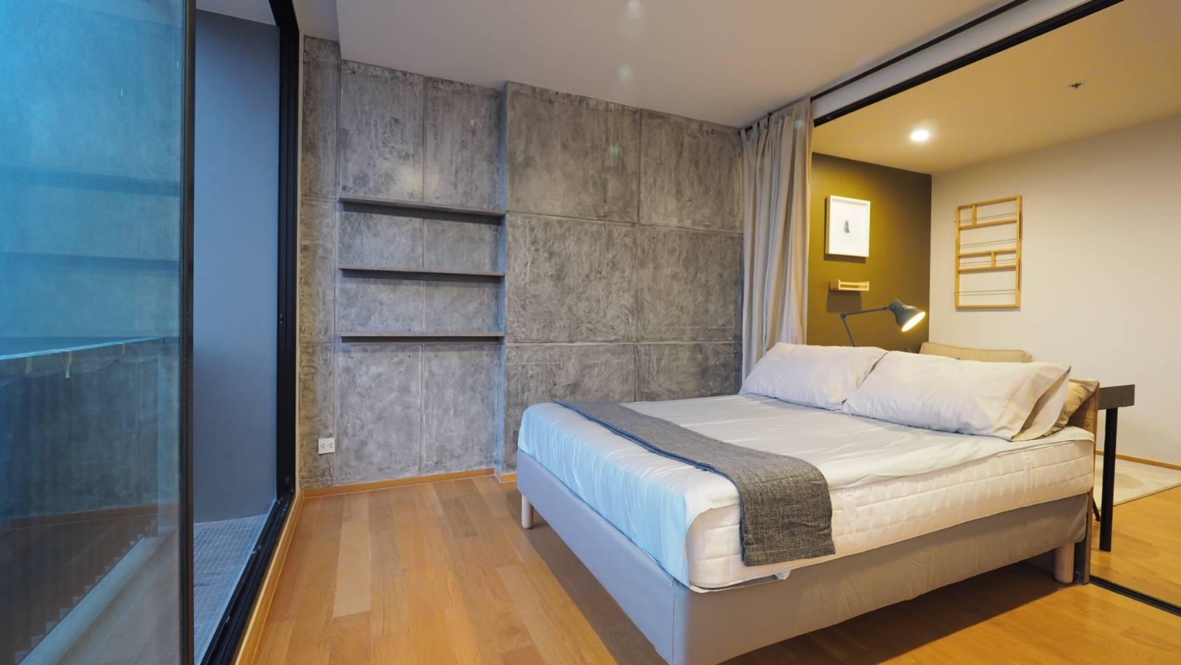 NOBLE REVO SILOM for Rent – BTS Surasak 160 meters – Unit 33 Sq.m