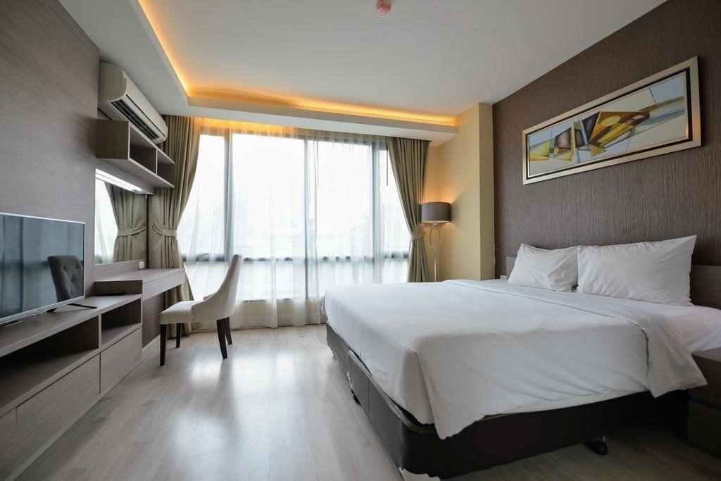 Avatar residence Bangkok for Rent – BTS Nana 520 meters – Unit 105 Sq.m.