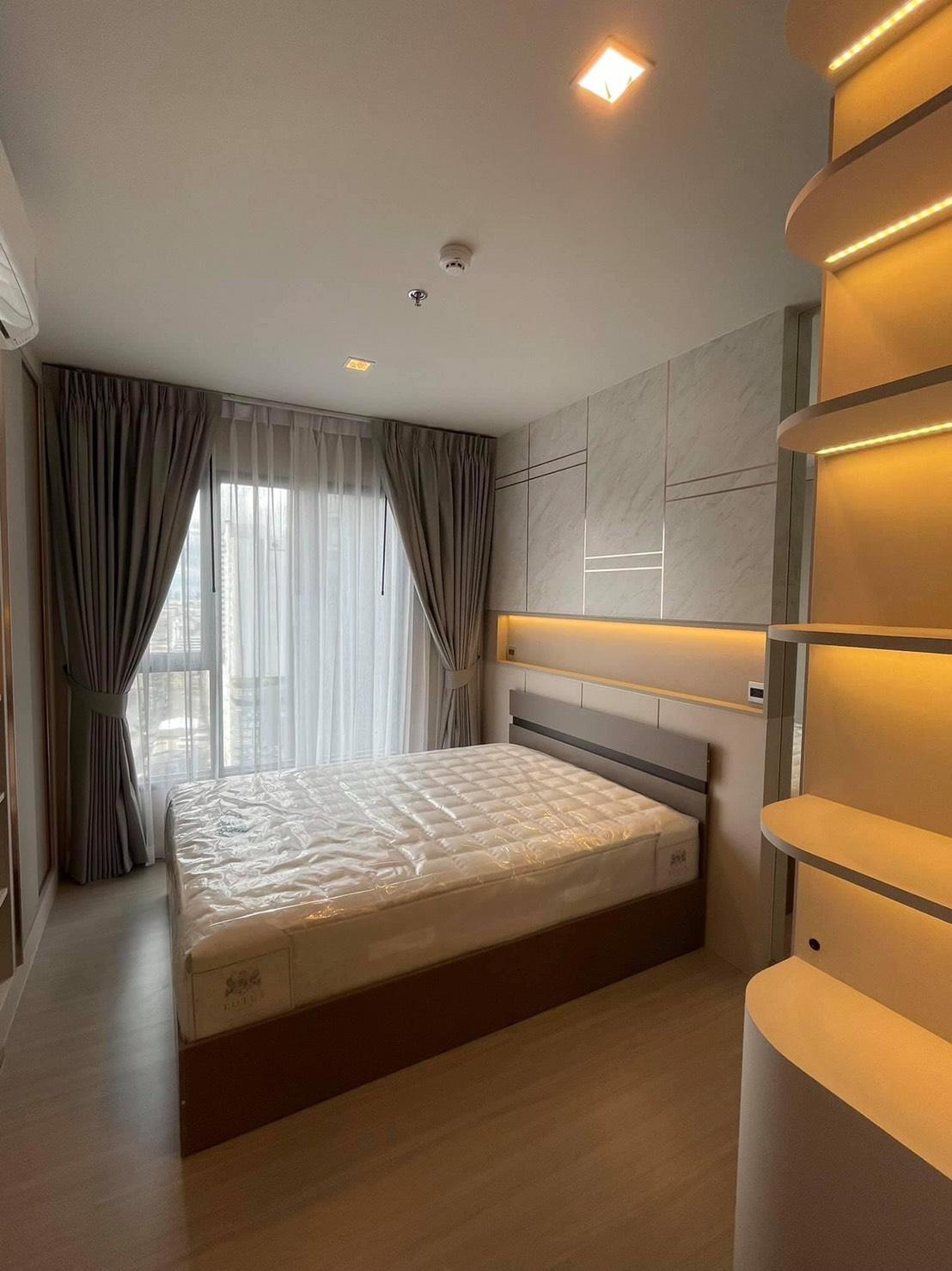 Life Asoke-Rama 9 for Rent – MRT Phra Ram 9 300 meters – Unit 32 Sq.m