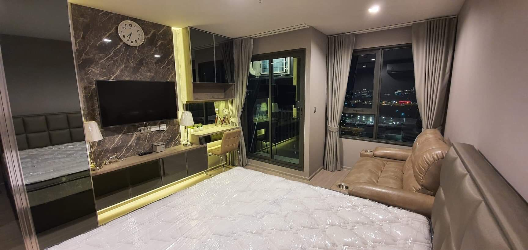 Life Ladprao for Rent – MRT Phaholyothin 500 meters – Unit 36 Sq.m.